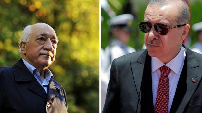 """Erdogan wil financiering van aartsvijand Gülen blootleggen met """"nieuwe initiatieven"""""""