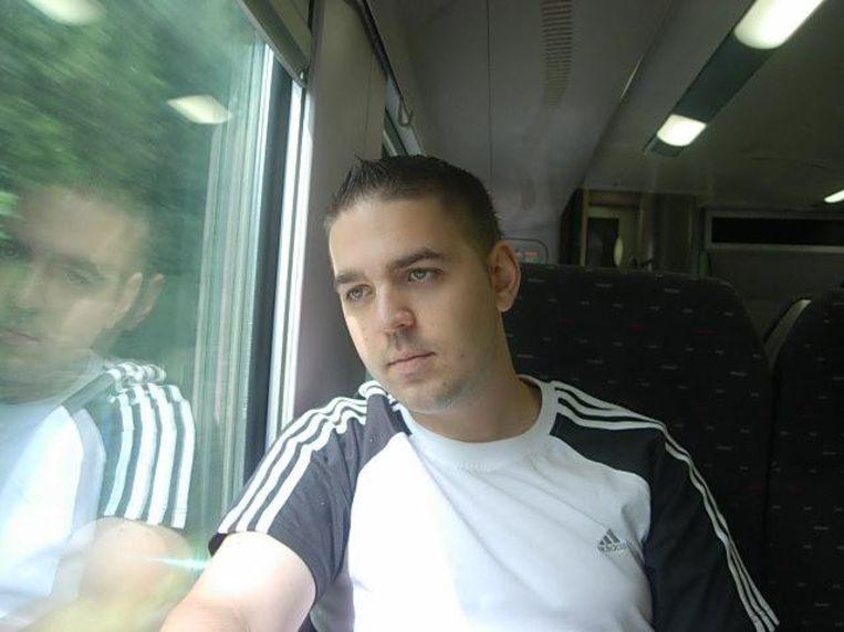 Laurent in 2010, vóór de vaststelling van leukemie.