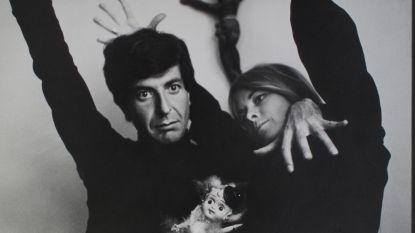 Het bijzonder ontroerende echte verhaal achter 'Marianne': waarom Leonard Cohen vijftig jaar na hun breuk een brief schreef naar z'n eeuwige muze