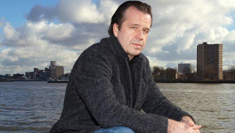 Bas Haan: 'Ik ben ervan overtuigd dat er alleen maar zoveel onwaarheden verkondigd zijn omdat dat normaal gesproken werkt.' Beeld Daniel Cohen