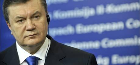 """Ianoukovitch recherché pour """"meurtres de masse"""""""