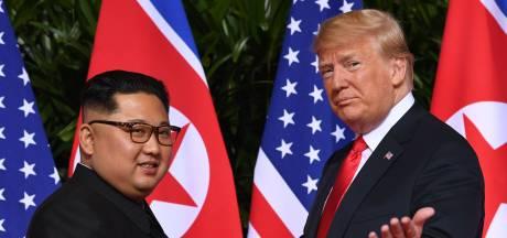Trump en Kim willen eind februari nieuwe top