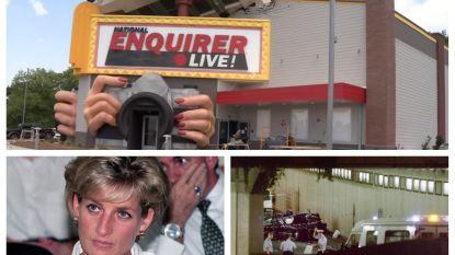 Beroering over pretparkattractie rond dood prinses Diana