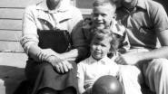 George H.W. Bush schreef zijn moeder hartverscheurende brief over zijn dochtertje Robin, vijf jaar na haar dood