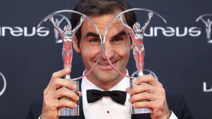 Federer schrijft opnieuw geschiedenis