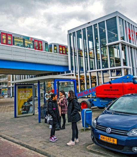 Opknapbeurt metrostation Capelle Centrum pas volgend jaar van start, dit gaat er gebeuren