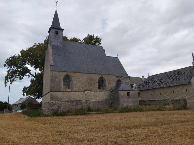 De Sint-Catharinakapel van Hauthem