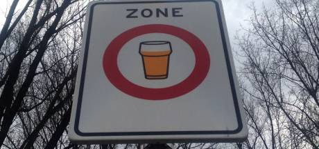 Alcoholverbod in dorpskern Bathmen