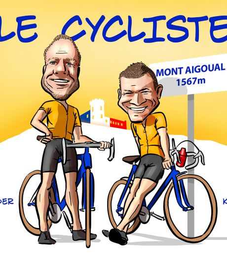 Podcast Le Cycliste terugluisteren: 'De Mont Aigoual is de extreemste berg die er is'
