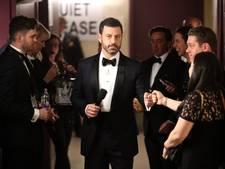 Jimmy Kimmel reageert op Oscarsblunder