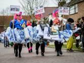 Boerenprotest maar ook #MeToo bij optocht Noord Deurningen