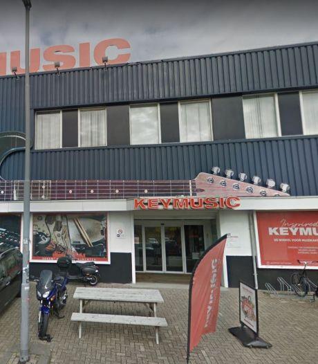 Muziekwinkel Keymusic verhuist naar Vierhavensstraat: 'Dit is een enorme stap vooruit'