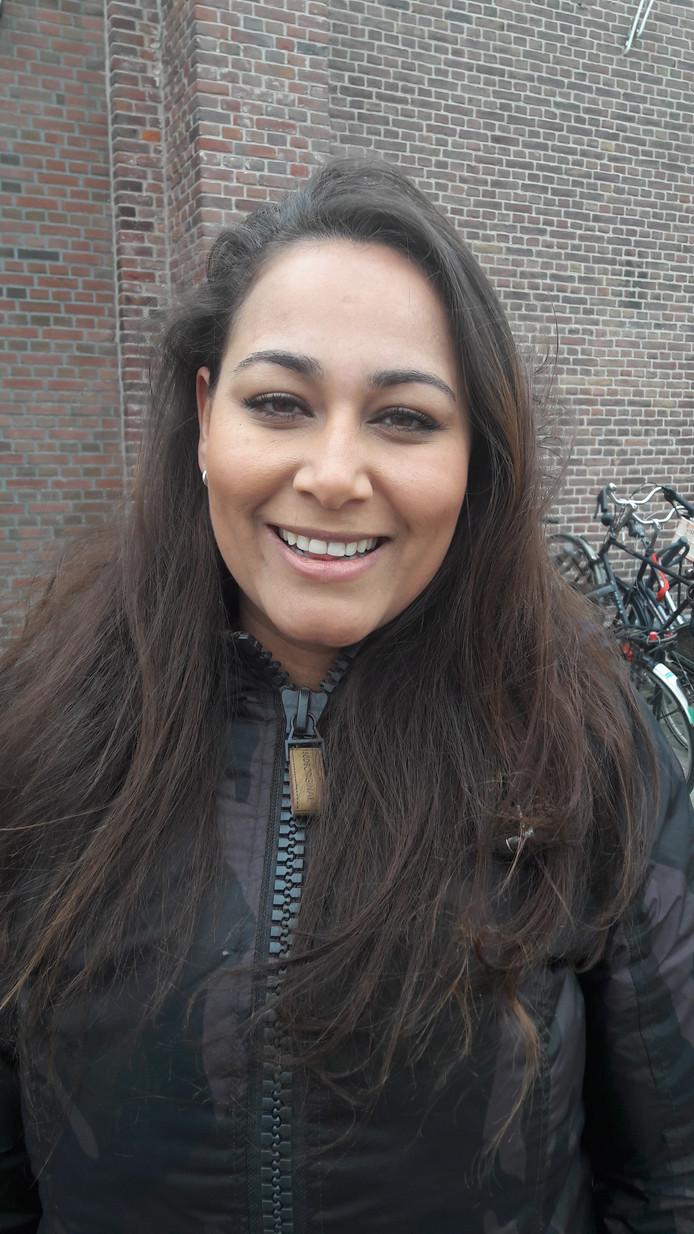 Linda Jeekel is vrijwilligster voor de Angst, Dwang en Fobie Stichting.