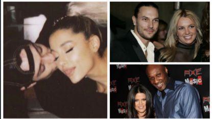 Huwelijk Ariana Grande gedoemd? Ook deze celebs verloofden zich (te) snel