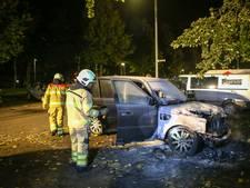 Opnieuw autobrand in Arnhem