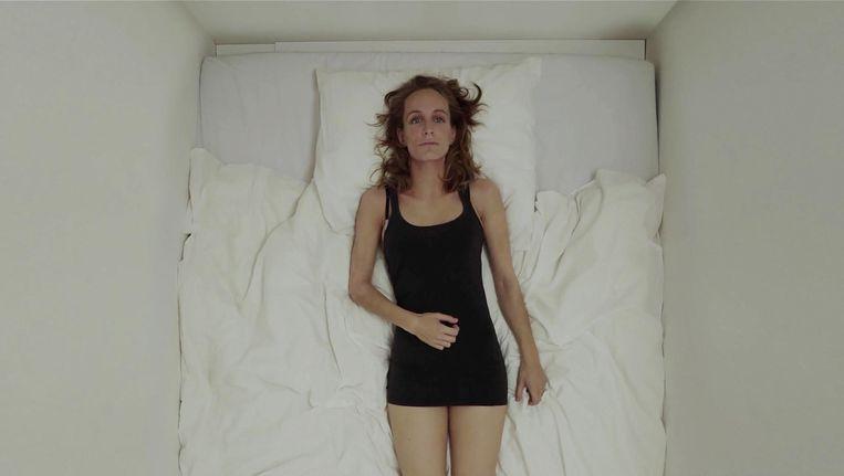 Anne van Campenhout: 'Ik kreeg een penetratie-verbod, om alles tot rust te laten komen' Beeld Stills BNN / VARA