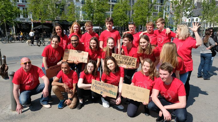 Het International Youth Choir YES