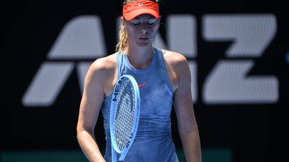 Kerber en Sharapova moeten inpakken, Nadal treft jonge stuntman in kwartfinales Australian Open