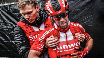 KOERS KORT 10/03. Storm kost De Buyst het voorjaar - Matthews verlaat Parijs-Nice - GP Jean-Pierre Monseré afgelast door stormwind