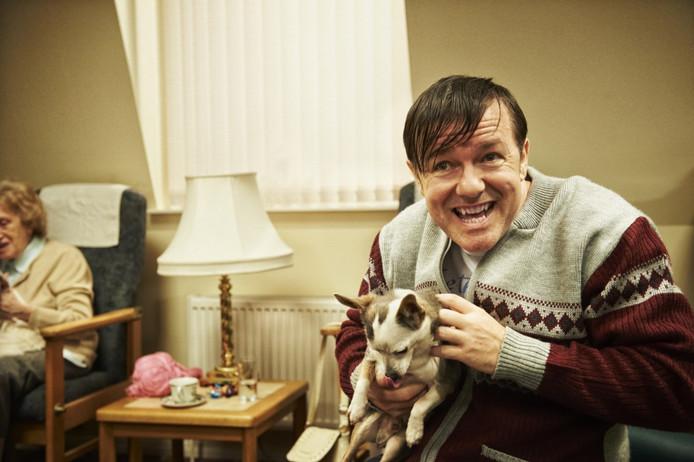 Ricky Gervais als Derek