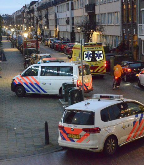 Bewoners thuis overvallen in Van Diemenstraat
