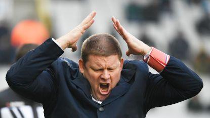 Hein Vanhaezebrouck klaagde bij licentiecommissie over Anderlecht