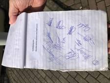 Eindhovense parkeerkoning Bart snapt niets van verbod op werkzaamheden