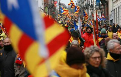 45000-catalanen-demonstreren-in-brussel