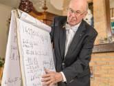 Willem (80) wil wereldrecord hoofdrekenen: 'Geef mij een vijfcijferig getal, dan reken ik het uit'
