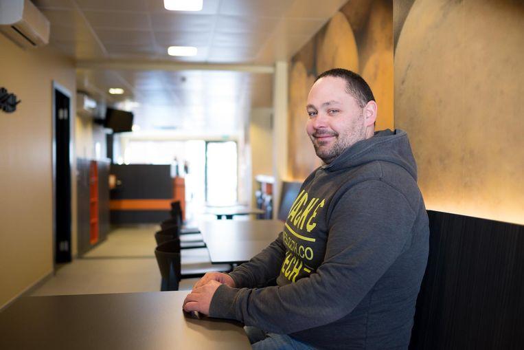 Daan Van de Voorde start een frituur in Blaasveld waar je alleen online kan bestellen.
