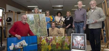 Kunstfabriek Nijverdal gaat eigen kunst uitlenen