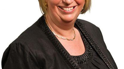 Carla Verstraete trekt N-VA-lijst in Nazareth