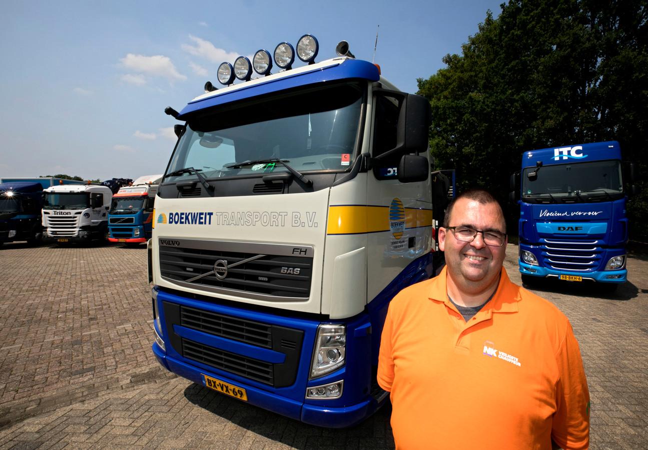 NK veiligste chauffeur op de Automotive Campus in Helmond
