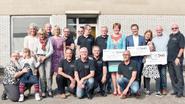 KWB schenkt 16.470 euro aan drie goede doelen