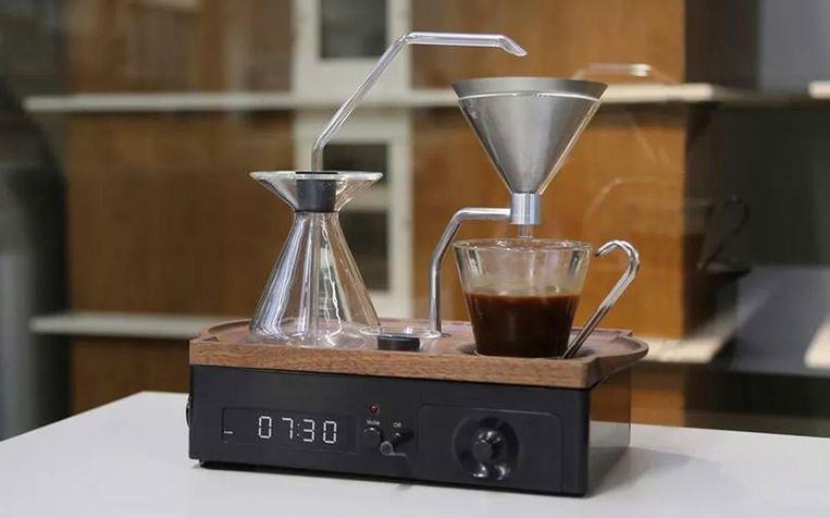 Koffiewekker van Barisieur. barisieur.com Beeld null