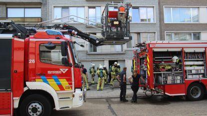 Lichte explosie in Joseph Wuytslaan in Deurne