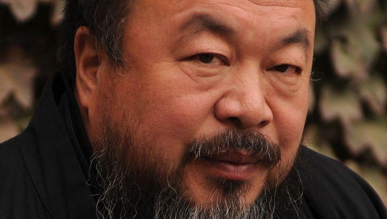 Ai Weiwei Beeld afp