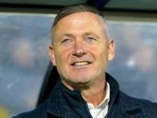 De Gier heft waarschuwende vinger; GA Eagles ongewijzigd tegen Dordrecht