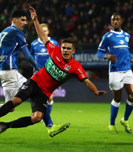 Samenvatting | FC Den Bosch onnodig onderuit op bezoek bij NEC