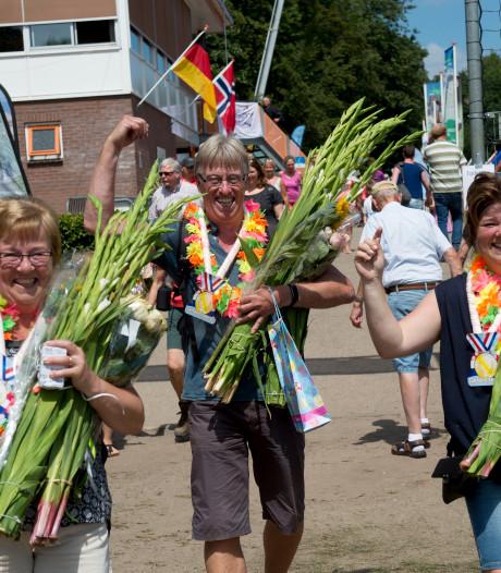 Droogte is zowel nadeel als voordeel voor succevolle Vierdaagse Apeldoorn