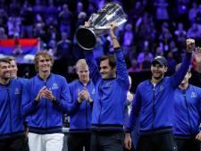 La Laver Cup devient un tournoi officiel