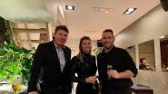 Christopher, Gwen en Bart tappen voortaan de pinten in café 't Kraaiken op de Grote Markt