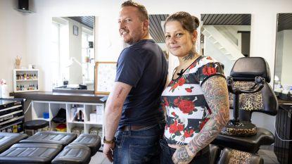 Fietsschepen Axel Weydts laat… fiets tatoeëren