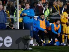 Keeper Sutton United krijgt onderzoek aan zijn broek vanwege eten pasteitje