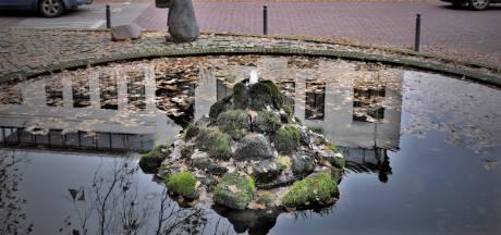 Raadsel opgelost: deze fontein weigert dienst door eenvoudige oorzaak