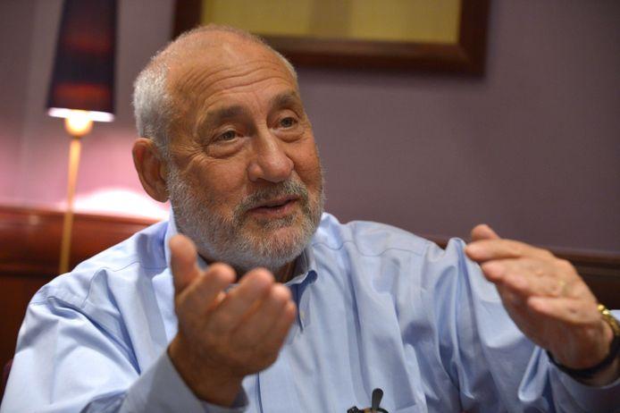 Amerikaans econoom en ex-Nobelprijswinnaar, Joseph Stiglitz.