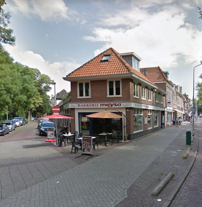 De bakkerij/ broodjeszaak in Hoorn