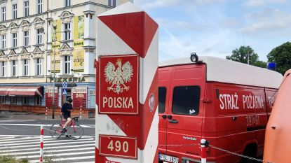 Polen heropent grenzen met EU-buren
