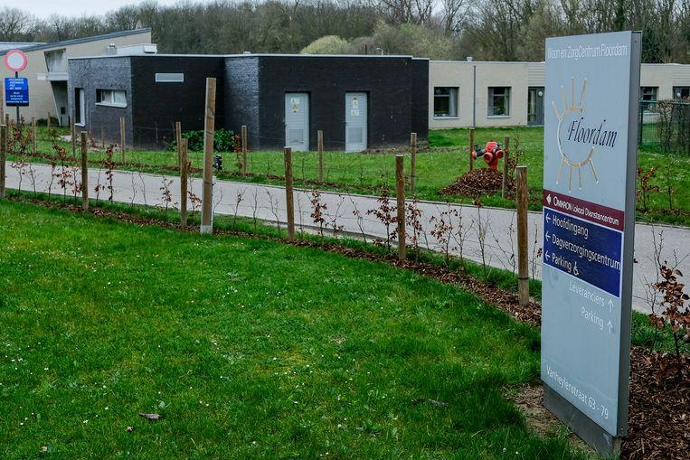 Woonzorgcentrum Floordam in Melsbroek.