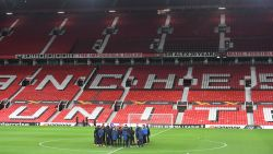 Iets rapen op Old Trafford, Club? Het is voor een ploeg uit een klein voetballand schier onmogelijk om te winnen in Manchester